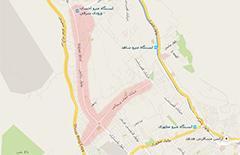 گزارش توزیع مجلات پیک نوین - نوبت خرداد 95
